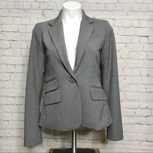 New York & Co. Light Gray Blazer 2 NWT